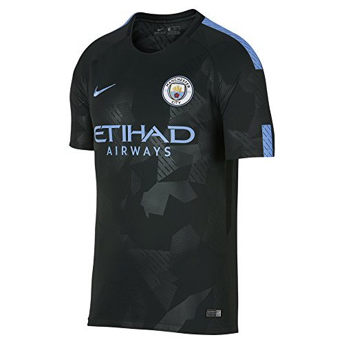 NIKE Manchester City FC FC Stadium Jersey [OUTDOOR GREEN] (XL)