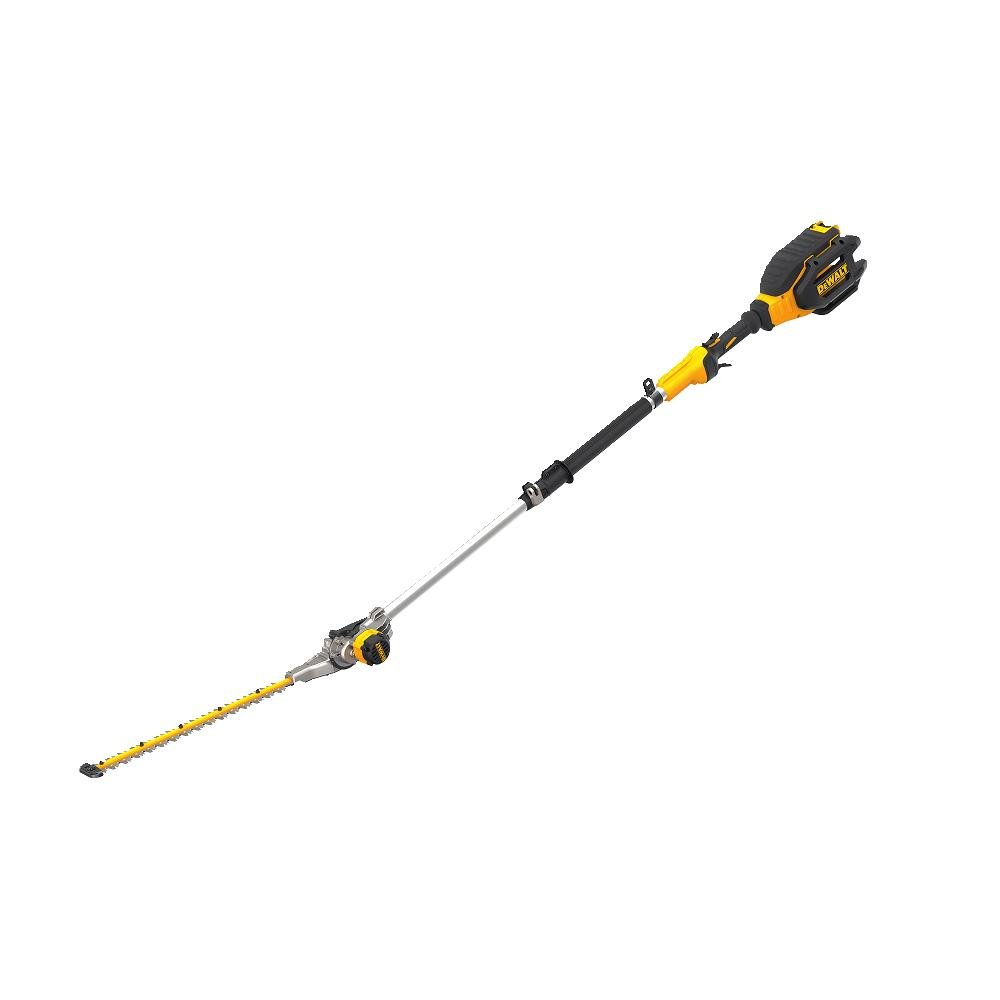 DEWALT DCHT895B 40V MAX Telescoping Pole Hedge Trimmer Tool Only