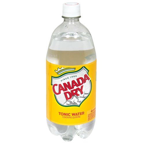 Canada Dry Tonic Water (Canada Dry Tonic Water, 33.82-Ounce (Pack of 15))