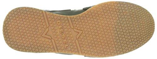 Diesel- Man Remmi-v S-furyy I Mode Sneaker Skog Night