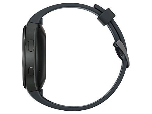 Samsung Galaxy Gear S2 Smartwatch SM-R730V 4G (Verizon) with Small Rubber Band - Certified Refurbished (Dark Gray) by Samsung (Image #4)