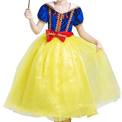 Christmas Dress Up Ideas (LOEL Christmas Gift Little Girl's Princess Snow White Costume Dress Up)