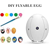 KAI DENG K130 ALPHA Flying Egg, RC DIY Painting Drone for Kids with Wifi HD Camera, Quadcopter Altitude Hold(Remote Controller Included)