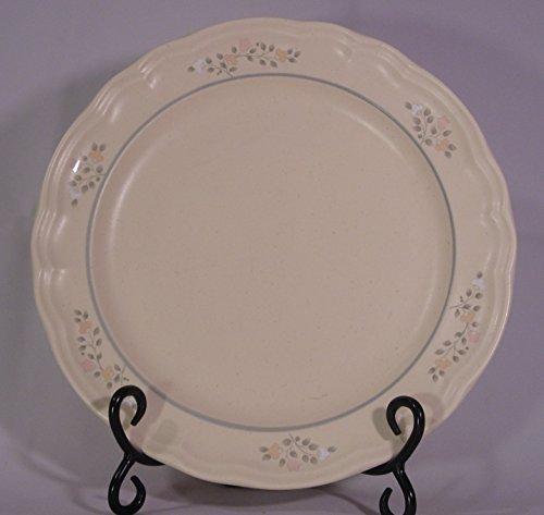 Pfaltzgraff Remembrance Pattern Dinner Plates, Set of 4