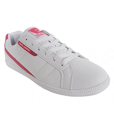 Chaussures de sport pour Femme JOHN SMITH CARDAN W 15V BLANCO-FUCSIA