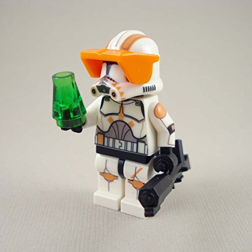 [Cody Clone Trooper Phase 2 Mini Figure] (Ewok Star Wars Costume)