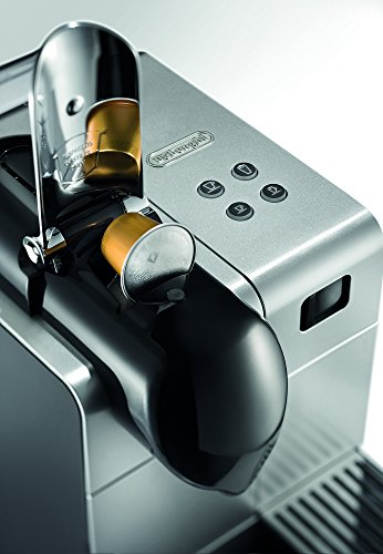 Large Product Image of DeLonghi Silver Lattissima Plus Nespresso Capsule System