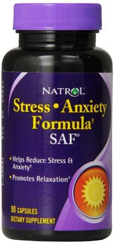 Natrol Stress Formula Capsules Count