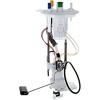 ECCPP Electric Fuel Pump Module Assembly w/Sending Unit Replacement for Ford F-150 2004 2005 2006 2007 2008 V6-4.2L V8-4.6L 5.4L E2434M