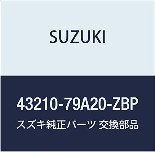 SUZUKI (スズキ) 純正部品 ホイール 品番43210-79A20-ZBP B01N2HJZ0R