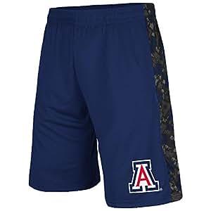 Mens NCAA Arizona Wildcats Basketball Shorts (Team Color) - M