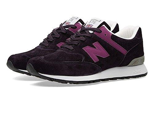 Women's 576 New Trainers Purple Suede Balance Scarpe W576 5EZZUTqw