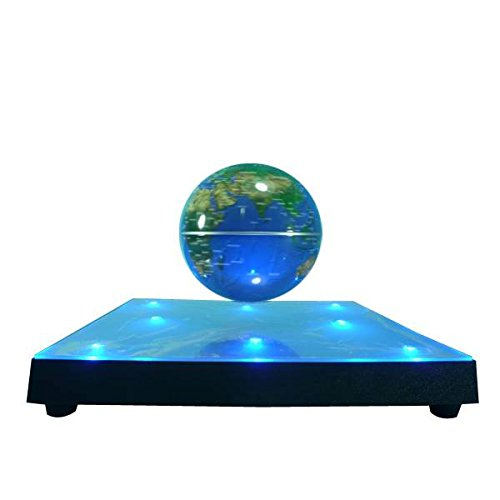Lightahead Rotating Magnetic Levitation Suspended