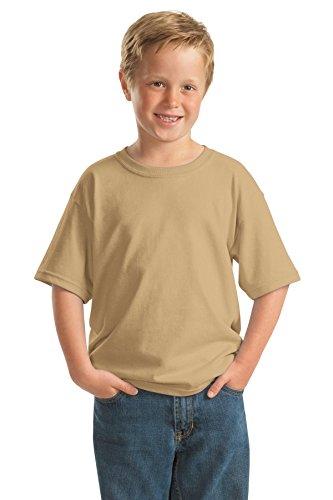 gildan-5000b-youth-100-cotton-tee-old-gold-xs