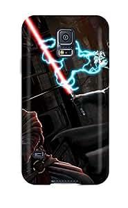 YY-ONE Tpu Matt L Morrow Star Wars YY-ONE For Galaxy S5