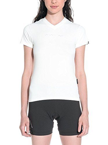 Nalini T-shirt de sport - Femme Blanc Bianco Medium