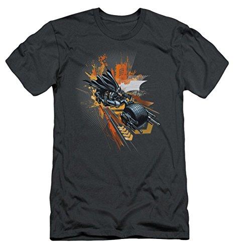 Dark Knight Rises Batpod Slim Fit T-Shirt