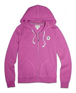 Converse AWK Core Women s Full Zip Hoodie - Powder Purple 18f044d3f8