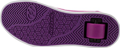 Big Toddler Berry Kid Launch Shoe White Heelys Skate Purple Little Kid HUYnatxq4