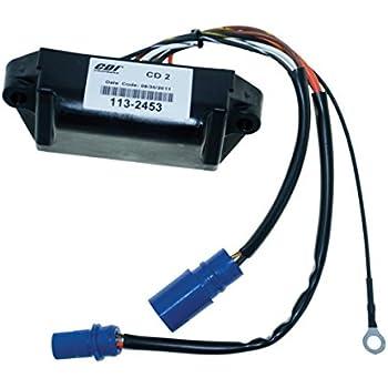 Amazon com: Johnson Evinrude Power Pack CD Type Ignition 6