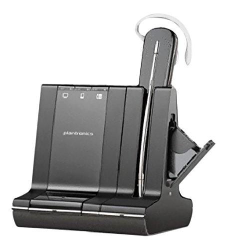 Plantronics Savi W745 Wireless Office Headset System With Sp