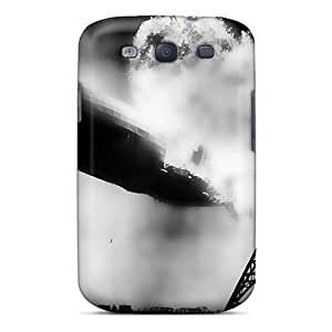 High Quality Mobile Cases For Samsung Galaxy S3 With Customized Colorful Led Zeppelin Skin JasonPelletier