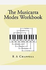 Musicarta Modes Workbook Paperback