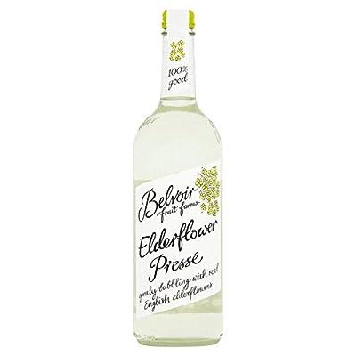 Belvoir Sparkling Elderflower Presse - 750ml (25.36fl oz)