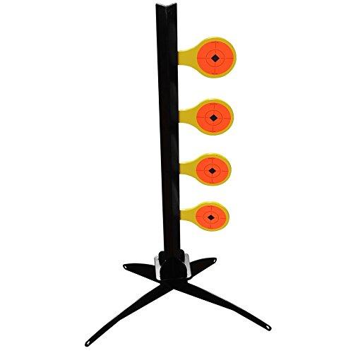 Birchwood Casey USA World of Targets .22 Rimfire Dueling Tree Stand Yellow by BIRCHWOOD CASEY