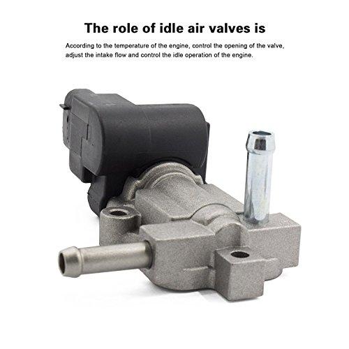 Carrep New Idle Air Control Valve Motor IAC IACV 2000-2004 For TACOMA 2.4L 2.7L L4