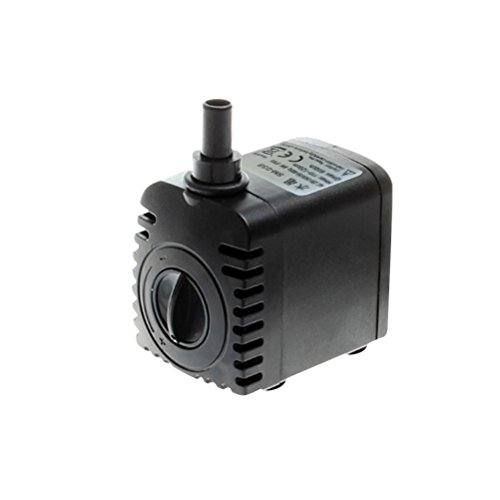 UEETEK Submersible Pump Aquarium Fish Tank Powerhead Fountain Water Hydroponic by UEETEK