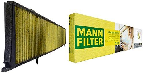 Mann Filter FP 8430 FreciousPlus Cabin Air Filter