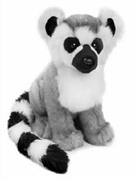 Russ Yomiko - Lemur de peluche (15 cm)