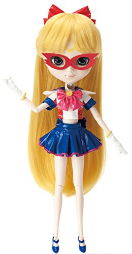 Sailor V Costume (Pullip Sailor Moon Sailor V (Sailor V) P-156 about 310mm ABS-painted action figure by Groove)