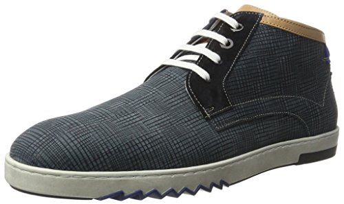 Top Floris van High 10841 Bommel Blau Herren Blue 11 rpqYrO