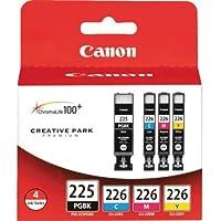 Canon Blck/Color Ink Mod #4530B008 Pk/4 - Factory Direct