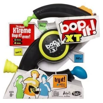 Amazon.com: Bop It! Micro Series Game: Toys & Games