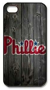 iphone 6 4.7 Case,iphone 6 4.7 Case,Philadelphia Phillies Wood PC Hard Shell Black Edges Case for iPhone 6 4.7