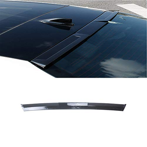 YOUNGERCAR Roof Spoiler Fit for 2019 Toyota Avalon Hybrid/Limited/Touring/XLE/XLE Plus/XLE Premium/XSE PP Gloss Black Rear Window Roof Top Spoiler Wing