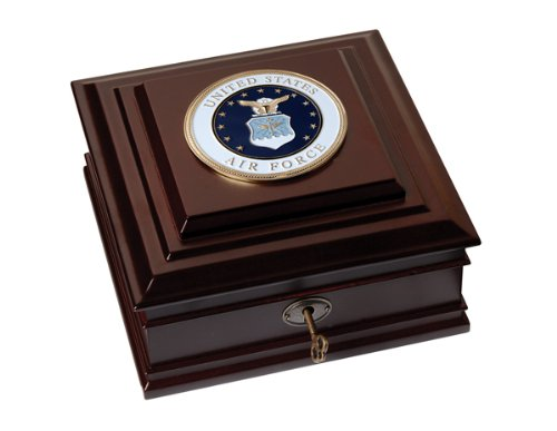 Allied Frame United States Air Force Executive Desktop Box (United States Gifts)