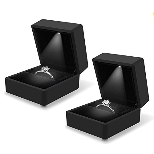 ring box with light - 9