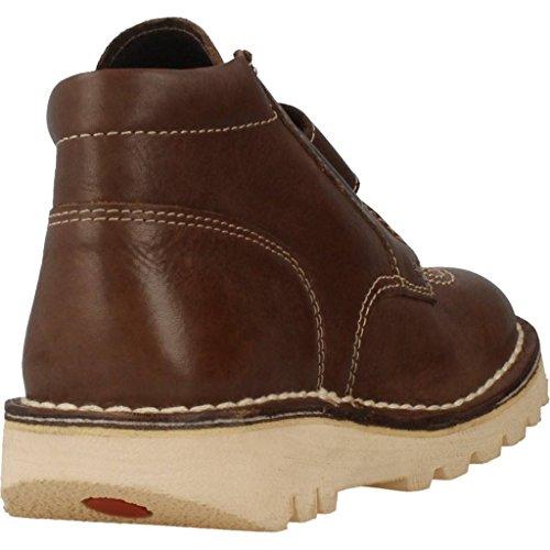 Kickers Unisex-Kinder Neokrafty Desert Boots Braun (Dunkelbraun)
