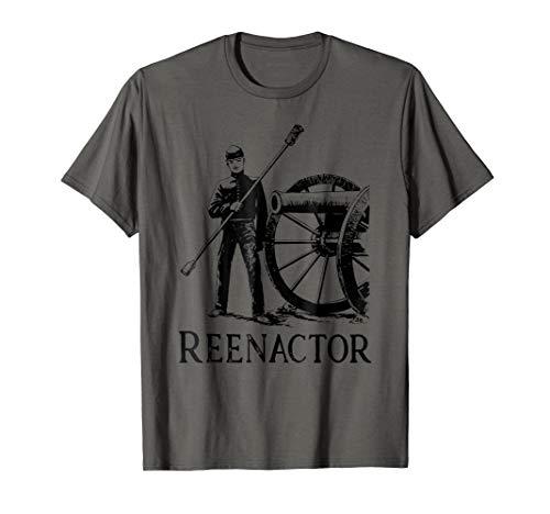Civil War Reenactor Shirt - Historical Reenactment - History