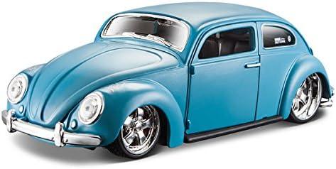マイスト Maisto 31023BL フォルクスワーゲン ビートル Volkswagen Beetle 1/24 完成品 [並