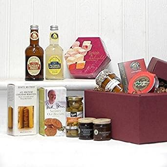 The Eton Gourmet Drink And Food Gift Hamper Gift Ideas For Christmas Mum Mothers Day Birthday Anniversary Corporate Business Gifts Dad Fathers Day Amazon Co Uk Beer Wine Spirits