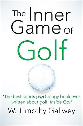 Book's Cover of The Inner Game of Golf (Inglés) Tapa blanda – 18 junio 2015