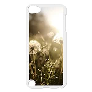 Dandelion Customized Case for Ipod Touch 5, New Printed Dandelion Case