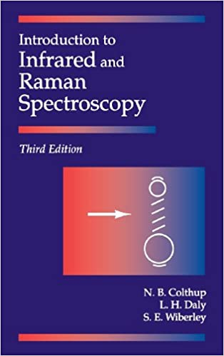 Amazon introduction to infrared and raman spectroscopy third amazon introduction to infrared and raman spectroscopy third edition 9780121825546 norman b colthup lawrence h daly stephen e wiberley books fandeluxe Choice Image