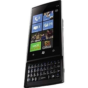 Dell Venue Pro Unlocked Phone with Windows 7 OS, 5MP Camera, GPS and FM Radio - Unlocked Phone - US Warranty - Black