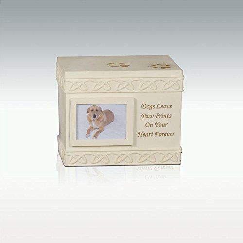 AngelStar 5-Inch Pet Urn for Dog (49555) by AngelStar
